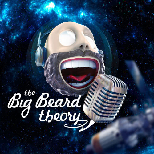 Обложка подкаста «The Big Beard Theory»